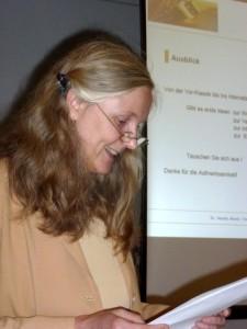 Dr. Marita Alami: Die Kunst des Netzwerkens