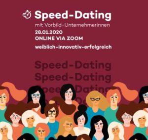 Dr. Marita Alami ist Vorbildunternehmerin beim Speed-Dating am 28.01.2021