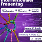 Internationaler Frauentag (IFT) – Digitale Veranstaltung